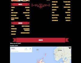 #9 for Whatcha Cravin Website af sourRaspberri