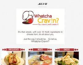 #15 for Whatcha Cravin Website af IgorZuyev
