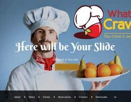 #18 for Whatcha Cravin Website af BlueBoxWeb