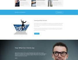 XtremeWebz tarafından Design a Website Mockup for Access Analytic için no 6