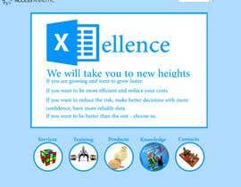 vasilkozov tarafından Design a Website Mockup for Access Analytic için no 5
