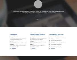 Ankur0312 tarafından Design a Website Mockup for Access Analytic için no 21