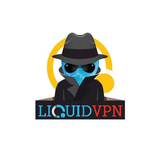 Penyertaan Peraduan #                                        53                                      untuk                                         Logo Design for LiquidVPN