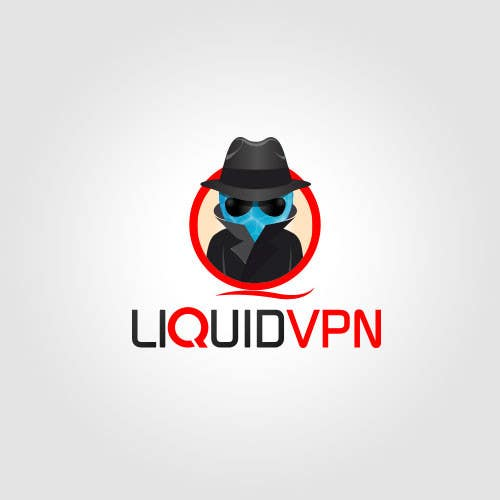 Penyertaan Peraduan #                                        57                                      untuk                                         Logo Design for LiquidVPN