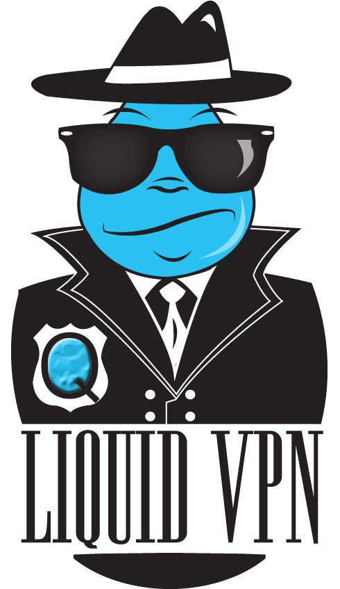 Penyertaan Peraduan #                                        32                                      untuk                                         Logo Design for LiquidVPN