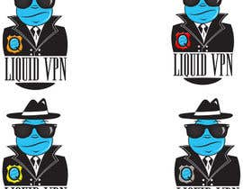 #33 for Logo Design for LiquidVPN af brandonLee24