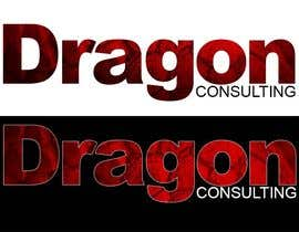 #192 para Logo Design for Dragon Consulting por StopherJJ