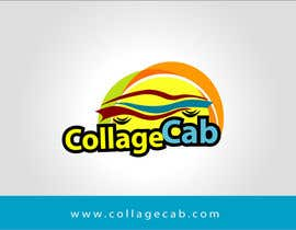 #103 para Logo Design for CollageCab Company por hamamun