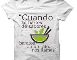 #19 cho Diseñar una camiseta for organic food bởi ismailtunaa92