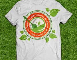 #27 cho Diseñar una camiseta for organic food bởi memphiscube