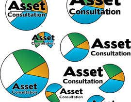#10 para Logo Design for Asset consultation group por len4prezz
