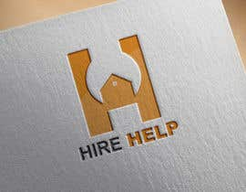 #245 para Design a Logo for Hire Help de rajibdebnath900