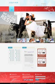 #7 for Website Design for Wedding Portal by marwenos002