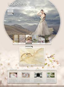 #3 for Website Design for Wedding Portal by Dzains