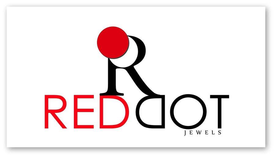 Inscrição nº                                         37                                      do Concurso para                                         Logo Design for Red-Dot Jewels