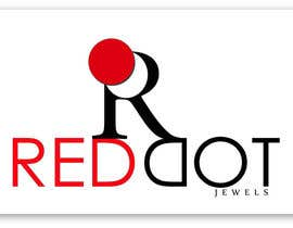 #37 untuk Logo Design for Red-Dot Jewels oleh rukminikotamraju