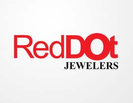 #48 para Logo Design for Red-Dot Jewels por sjenkinsjr