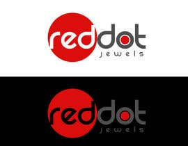 #75 para Logo Design for Red-Dot Jewels por keepmeloggedln