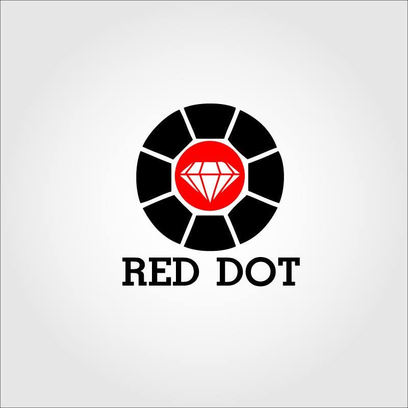 Inscrição nº                                         17                                      do Concurso para                                         Logo Design for Red-Dot Jewels