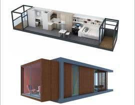 #14 for Container Home Plan to Meet Florida Building Code af alwaysbroker