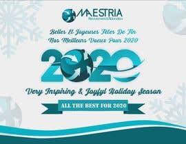#62 for holiday season greetings by Khaledayea38
