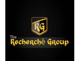 #32 untuk Logo Design for our company. The Recherchè Group oleh mjuliakbar