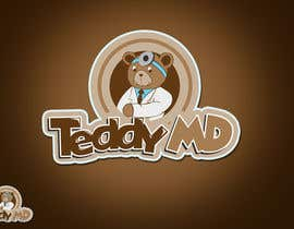 #68 para Logo Design for Teddy MD, LLC por rogeliobello