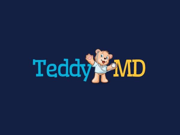 Kilpailutyö #59 kilpailussa Logo Design for Teddy MD, LLC