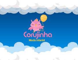 #9 para Criar Logotipo para Loja de Moda Infantil por jeanplay144