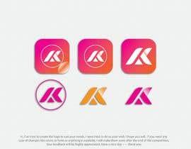 """#380 cho Build me a logo """"AK"""" bởi JavedParvez76"""