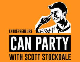 #34 for Logo for my new podcast, Entrepreneurs Can Party! by alaminsumon00