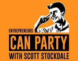 #49 for Logo for my new podcast, Entrepreneurs Can Party! by alaminsumon00