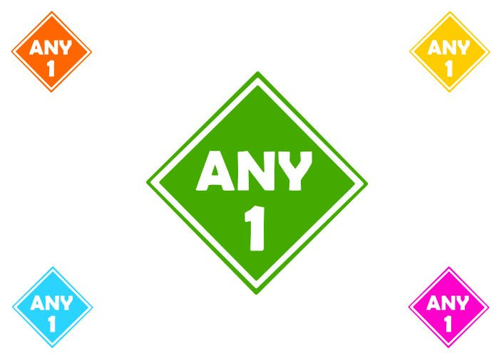 Proposition n°                                        35                                      du concours                                         Logo Design for Any1 Ltd