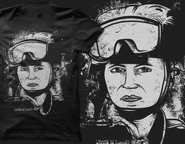 nº 7 pour T-shirt Design for Military Apparel. par crayonscrayola