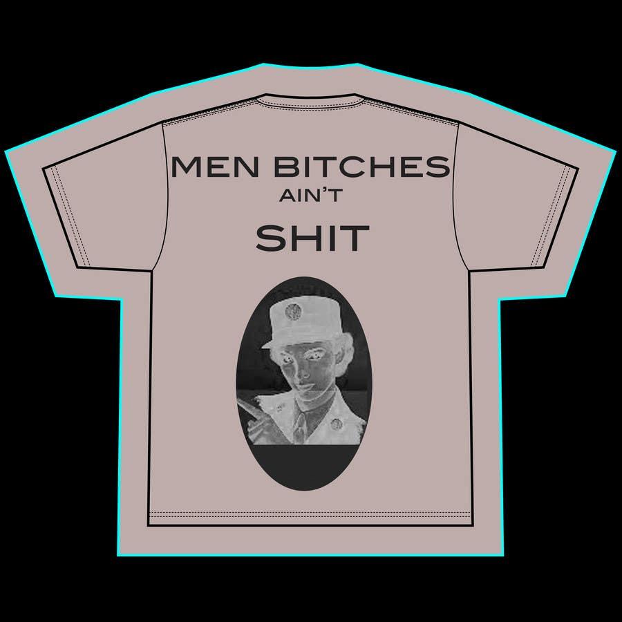 Kilpailutyö #                                        5                                      kilpailussa                                         T-shirt Design for Military Apparel.
