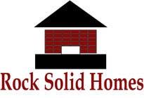 Bài tham dự #310 về Graphic Design cho cuộc thi Logo Design for Rock Solid Homes
