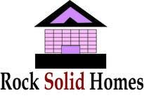 Bài tham dự #318 về Graphic Design cho cuộc thi Logo Design for Rock Solid Homes