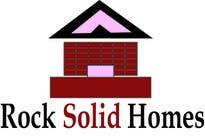 Bài tham dự #311 về Graphic Design cho cuộc thi Logo Design for Rock Solid Homes