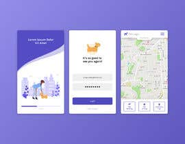 #3 for Design Login (home) app screen and theme for a Phone app af salmanabu