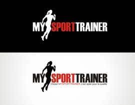 nº 39 pour Concevez un logo for Mysporttrainer par maminegraphiste