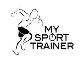 nº 154 pour Concevez un logo for Mysporttrainer par EMinfographistes