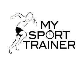 nº 162 pour Concevez un logo for Mysporttrainer par EMinfographistes