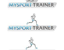 nº 192 pour Concevez un logo for Mysporttrainer par carolinefrance