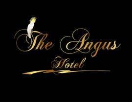 carlosgirano tarafından Create The Angus Hotel Logo için no 600
