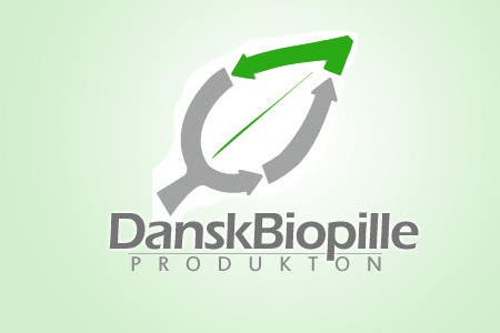 #9 for Logo Design for Dansk Biopille Produktion by Mohamm6d