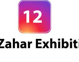 #83 for Design a Logo 12 Al Zahar Exhibition af darkavdark