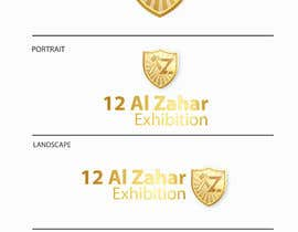 #38 for Design a Logo 12 Al Zahar Exhibition af Maxbah