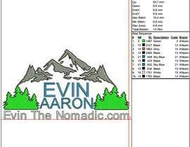 #37 untuk embroidery file from image oleh Logodigitizing