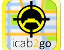 nº 19 pour Icon or Button Design for icab2go par Stevieyuki