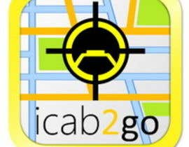 nº 20 pour Icon or Button Design for icab2go par Stevieyuki